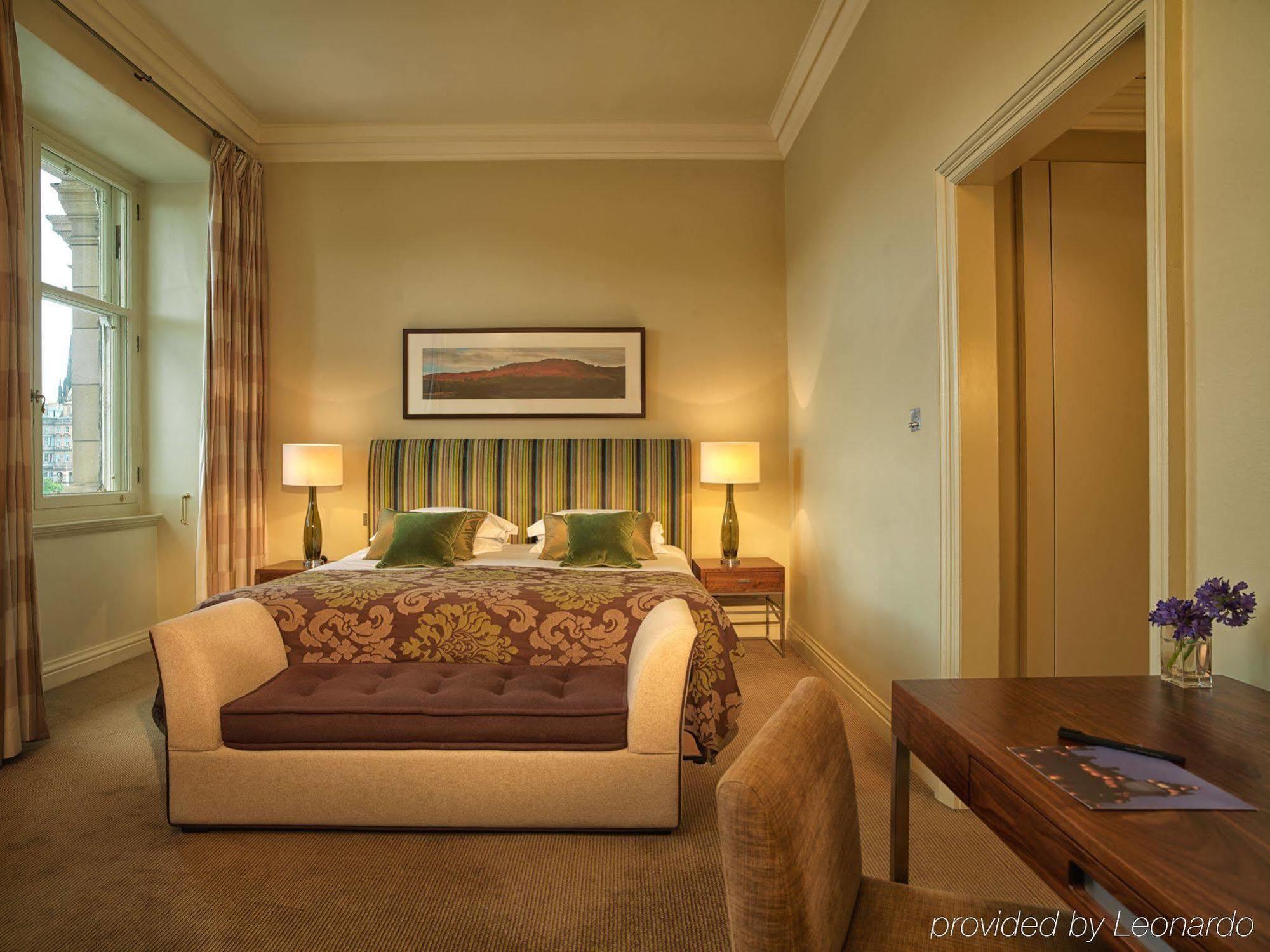 Hotel Balmoral Edinburgh